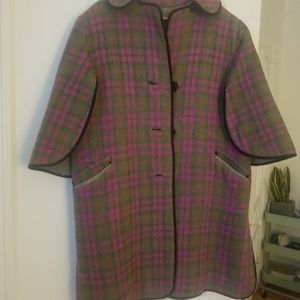 Vintage coat/cape